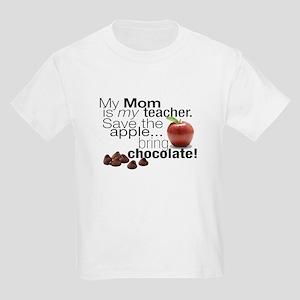 teacher%20mom%20chocolate[1] T-Shirt